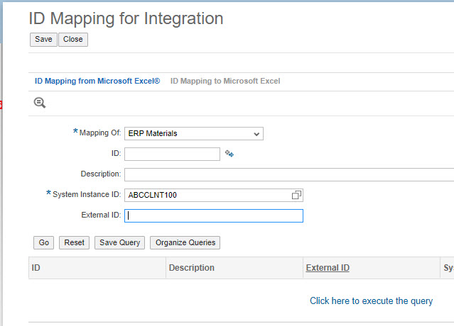 Why is my ID mapping upload not working ? | SAP Blogs