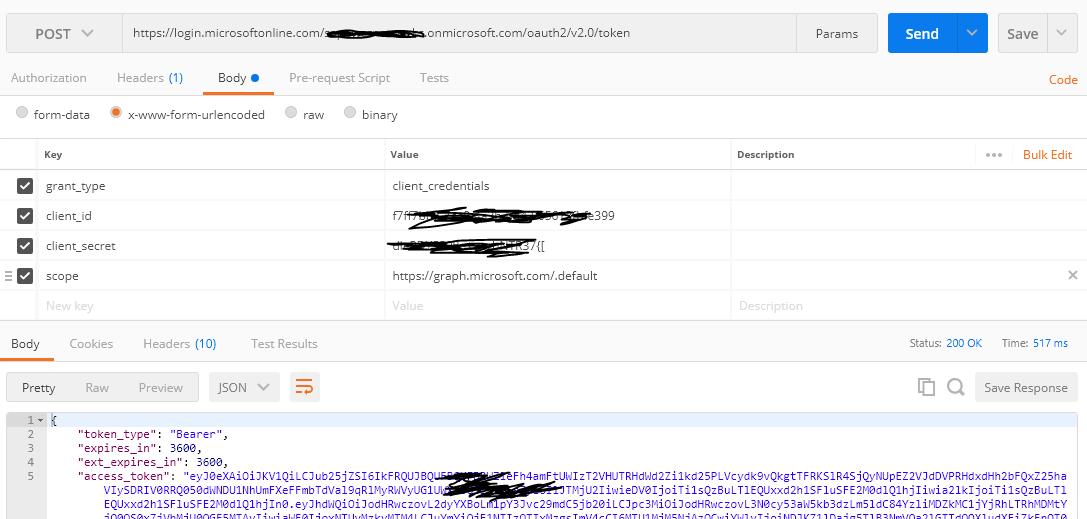 SAP To SharePoint Integration Via Microsoft Graph using SAP PO REST