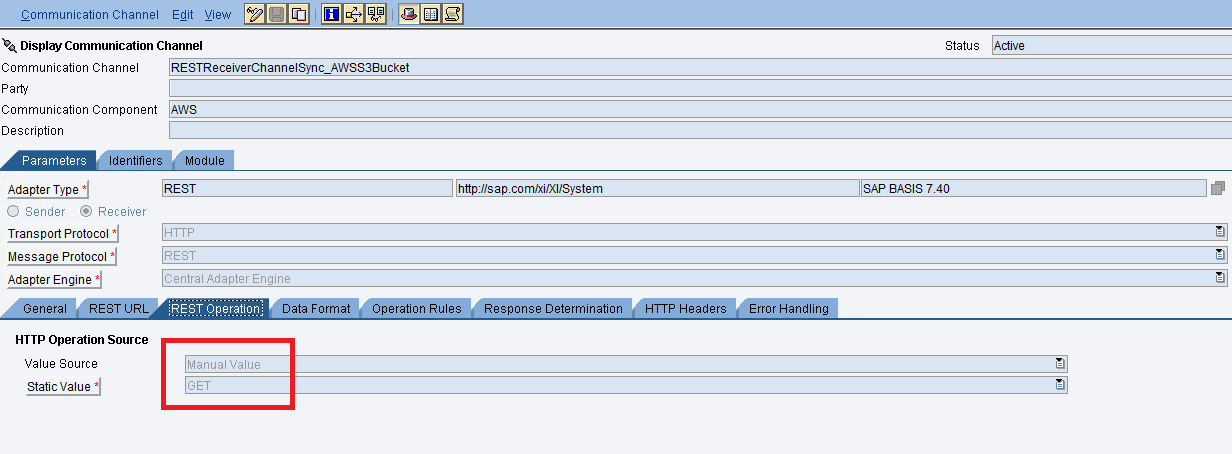 How to download a file from Amazon S3 Buckets   SAP Blogs