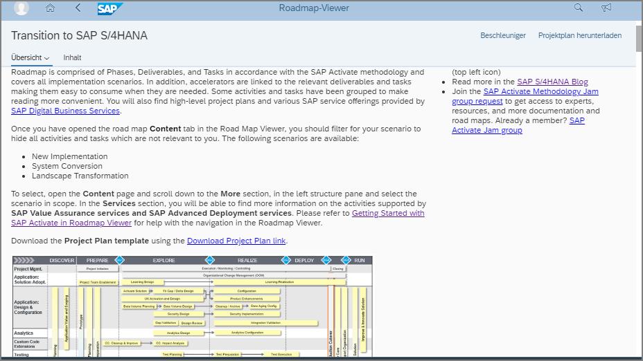 Preparation for the transformation to SAP S/4HANA PART3 | SAP Blogs