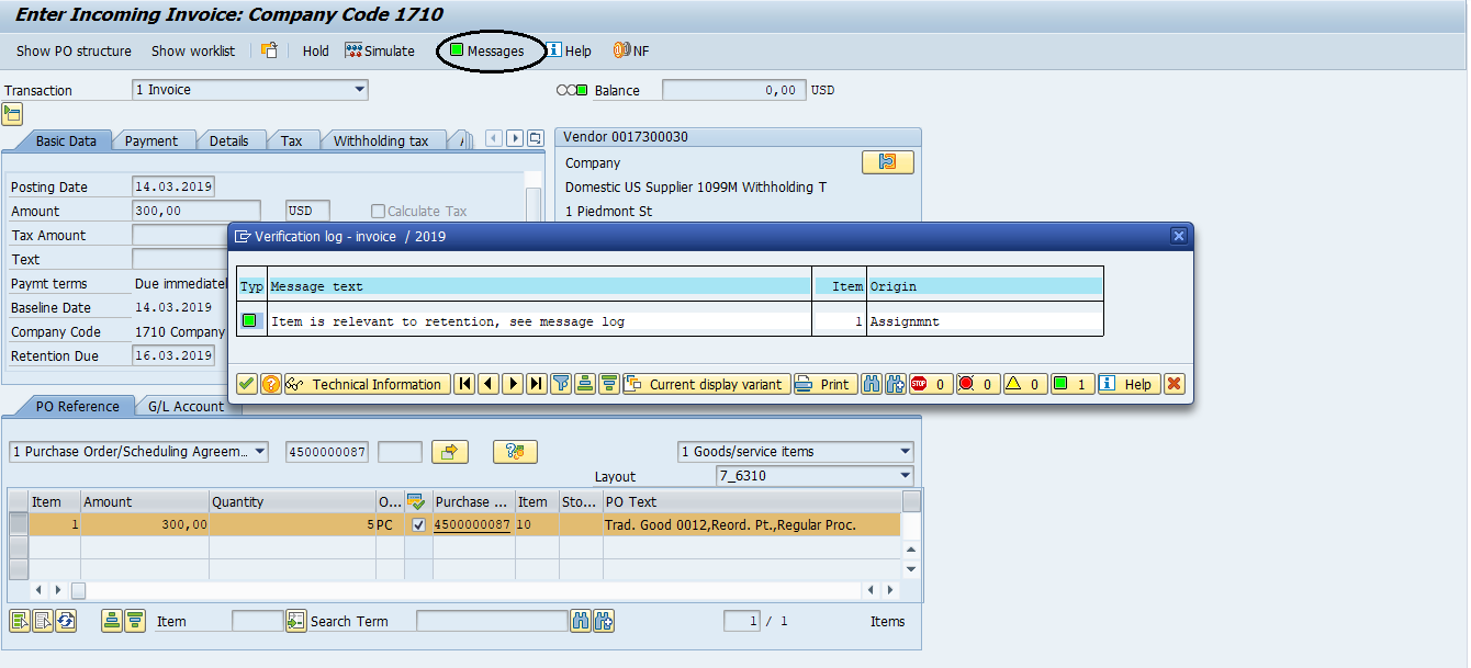 SAP Retention Process   SAP Blogs