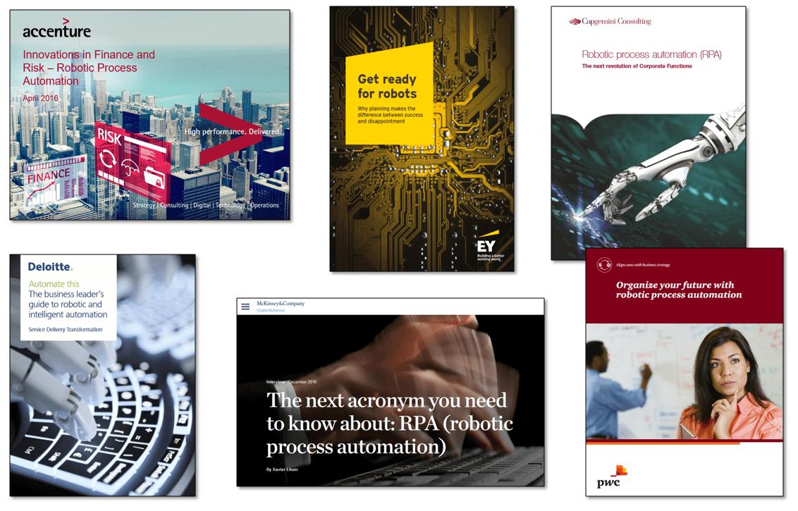 What is Robotic Process Automation? | SAP Blogs