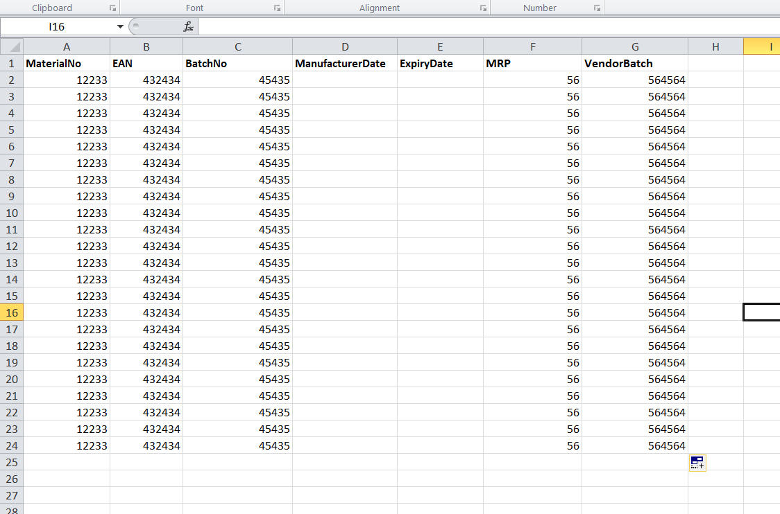uploaded Excel Huge Data convert into JSON format without any