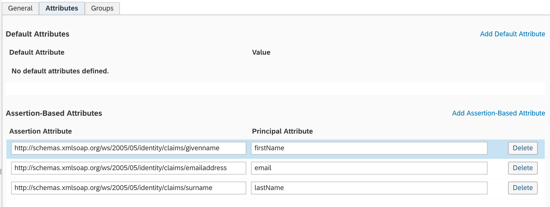 Integrating Identity Authentication service & Azure Active