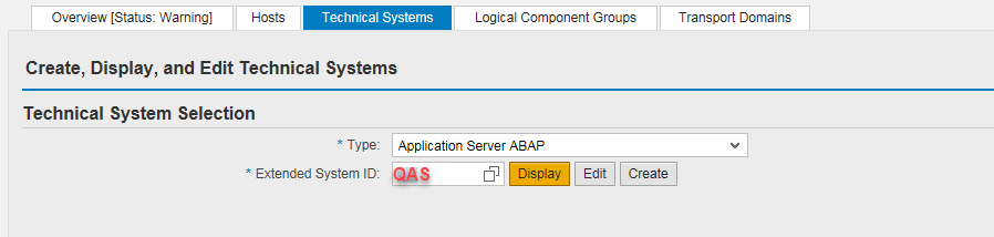 Transport alignment after system refresh | SAP Blogs
