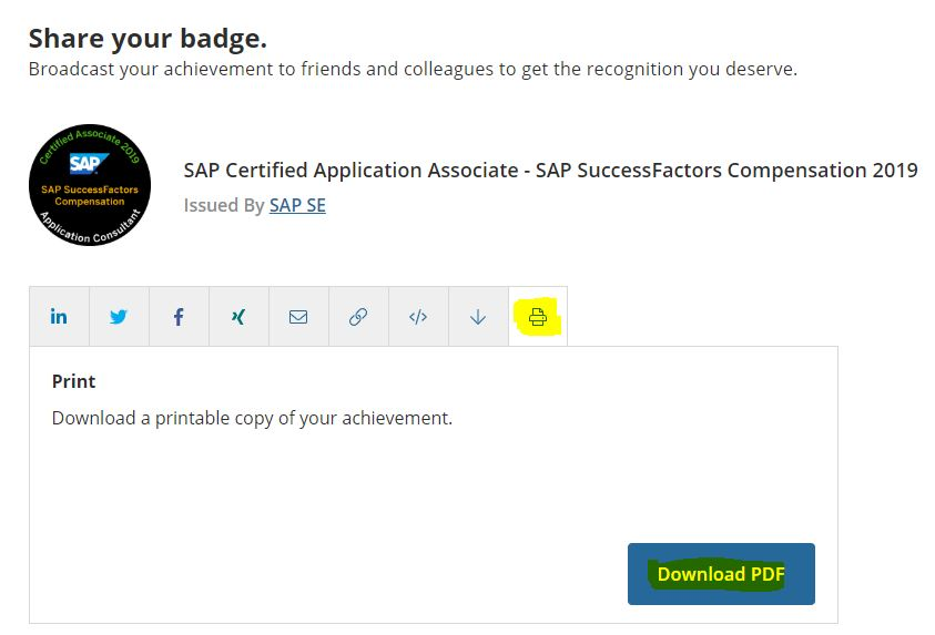 SAP Global Certification moving to new infrastructure to