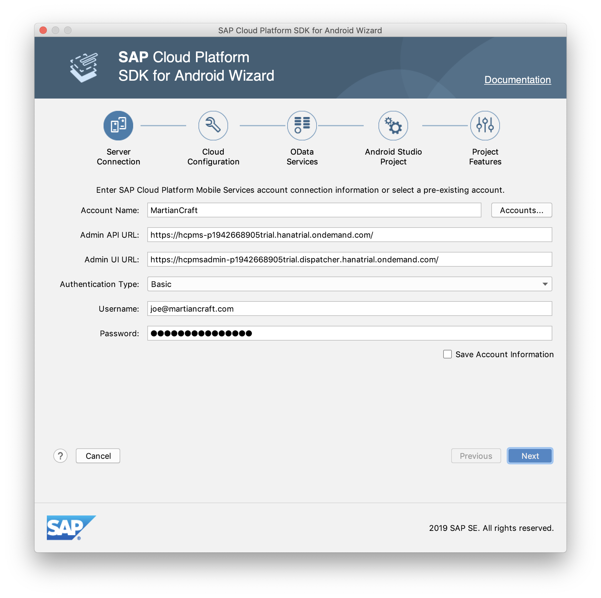 Creating a Corporate Directory App with SAP's Cloud Platform SDK for