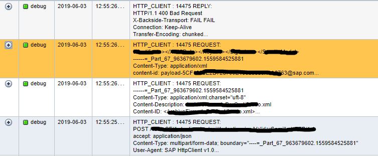CSV Multi-Part Form-Data Upload as Attachment using HTTP_AAE Adapter