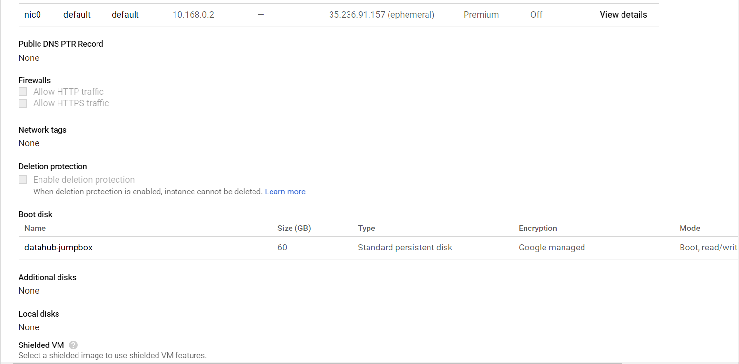 SAP Data Hub 2 5 fresh Installation on Google Cloud | SAP Blogs
