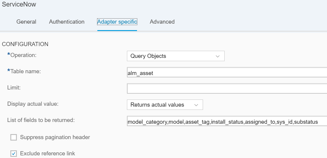 Integrating SuccessFactors with ServiceNow Asset Management | SAP Blogs
