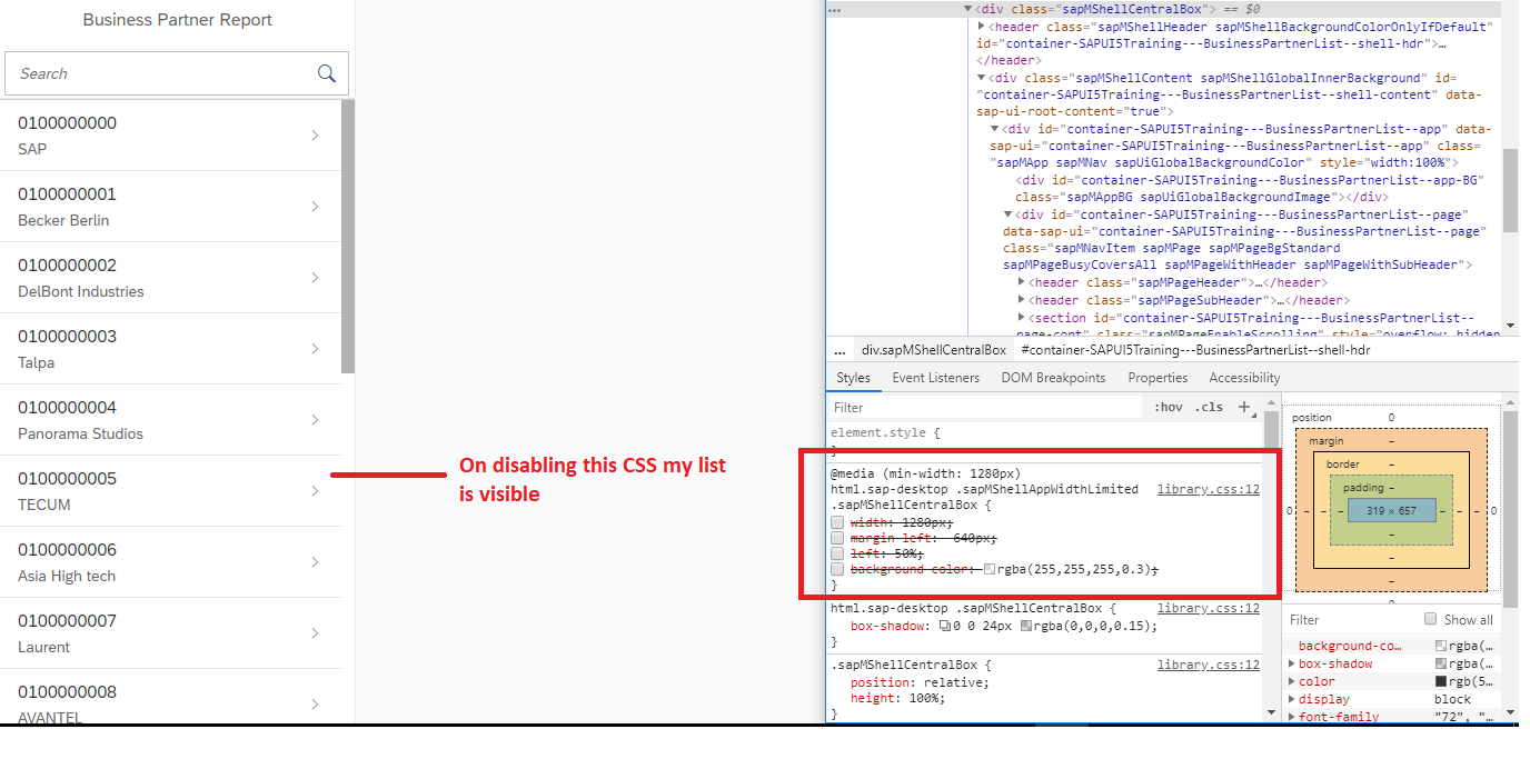 Demystifying crazy case of a Shell issue in #SAPUI5 | SAP Blogs