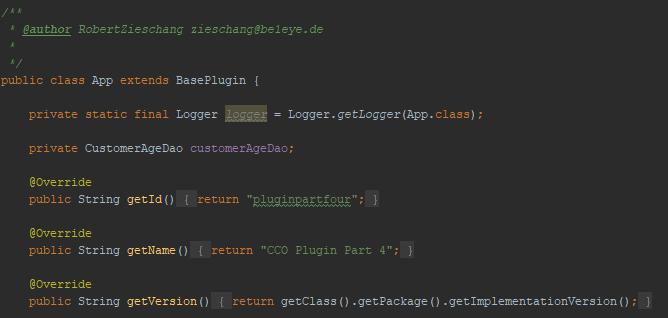 SAP Customer Checkout Plugin Development – Part IV | SAP Blogs