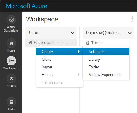 Your SAP on Azure – Part 17 – Connect SAP Vora with Azure
