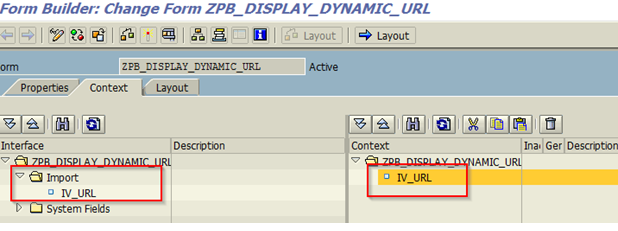 Execute URL dynamically by a Button click event using