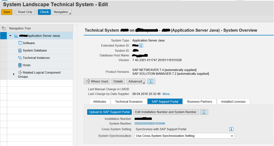 Solution Manager 7 2 SP 08,NW 7 4 Upgrade – Generate Stack File – VI