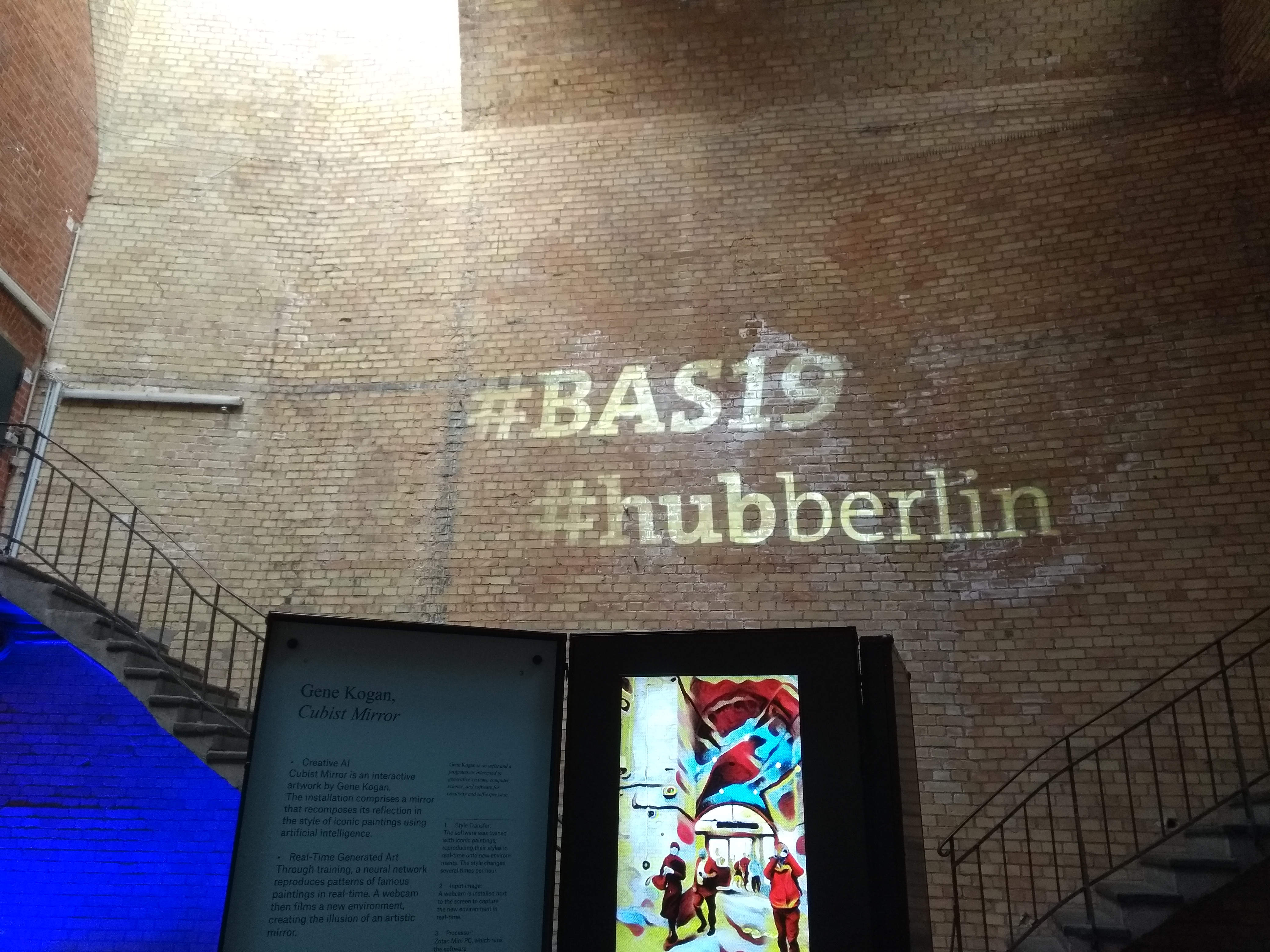 Experience of the Hub Berlin | SAP Blogs