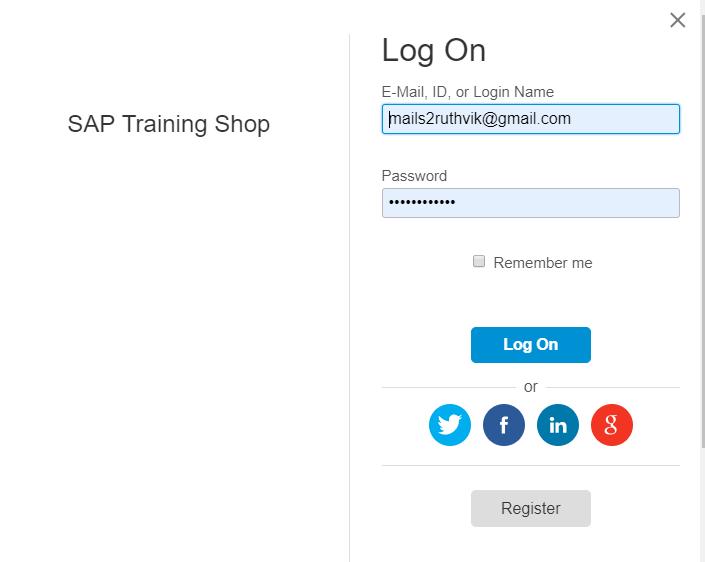 Registration Steps for SAP Certification  | SAP Blogs