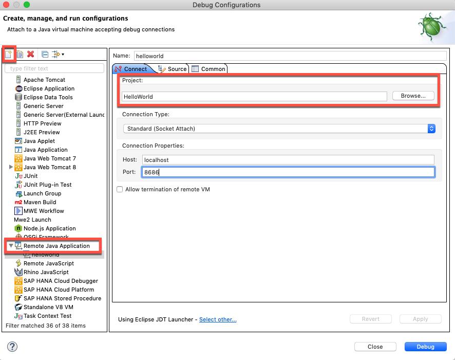 Max's Adventure in SAP Cloud Platform: Debug your Java application