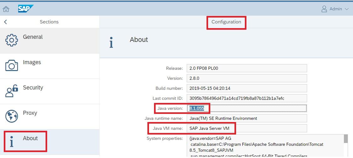 SAP Customer Checkout supports SAP JVM | SAP Blogs