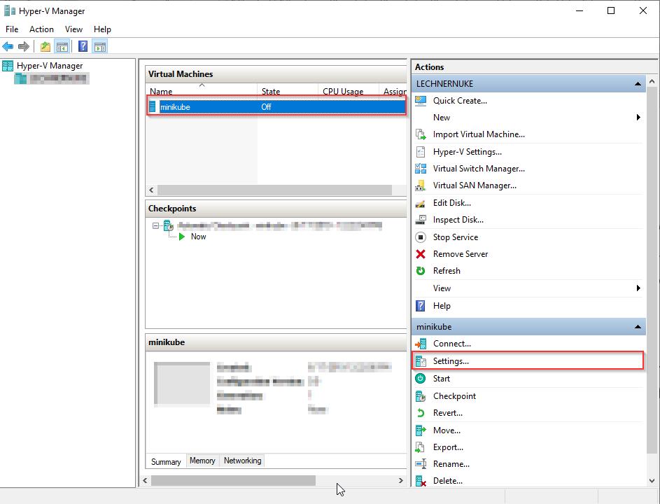 Installing Kyma locally on Windows 10 – The not so hard way