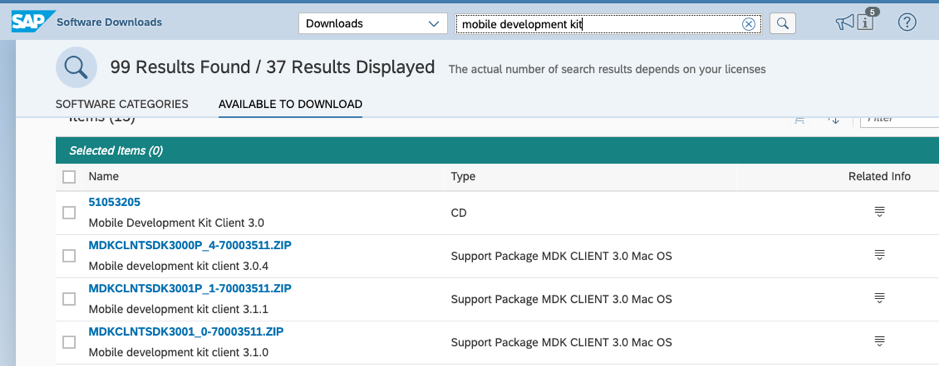 What's new in Mobile development kit client 3 0 SP01 | SAP Blogs