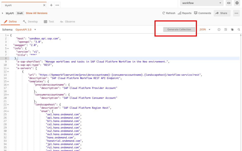 SuperQuick way to consume API's from SAP API Business Hub