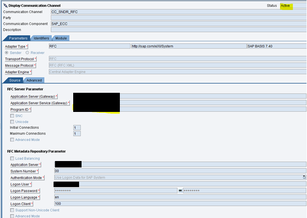 Integrate SAP PI7 4 with SFDC(Oauth2 0) | SAP Blogs
