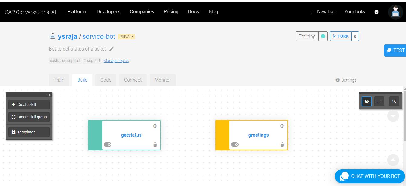 SAP Conversational AI Chatbot Integration with C4HANA   SAP Blogs
