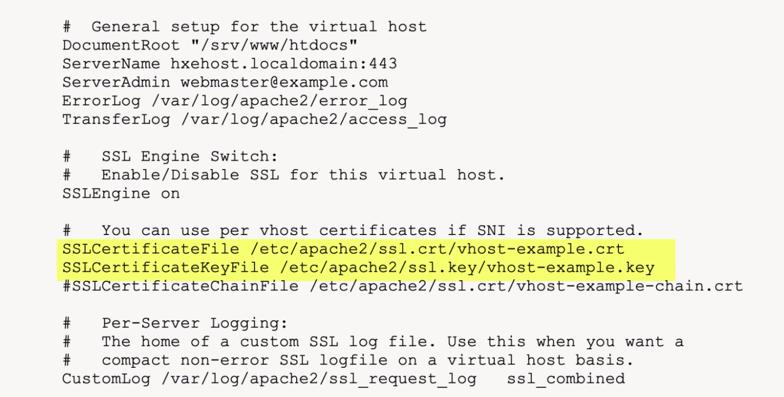 Apache HTTPS Reverse Proxy for SAP Analytics Cloud Live