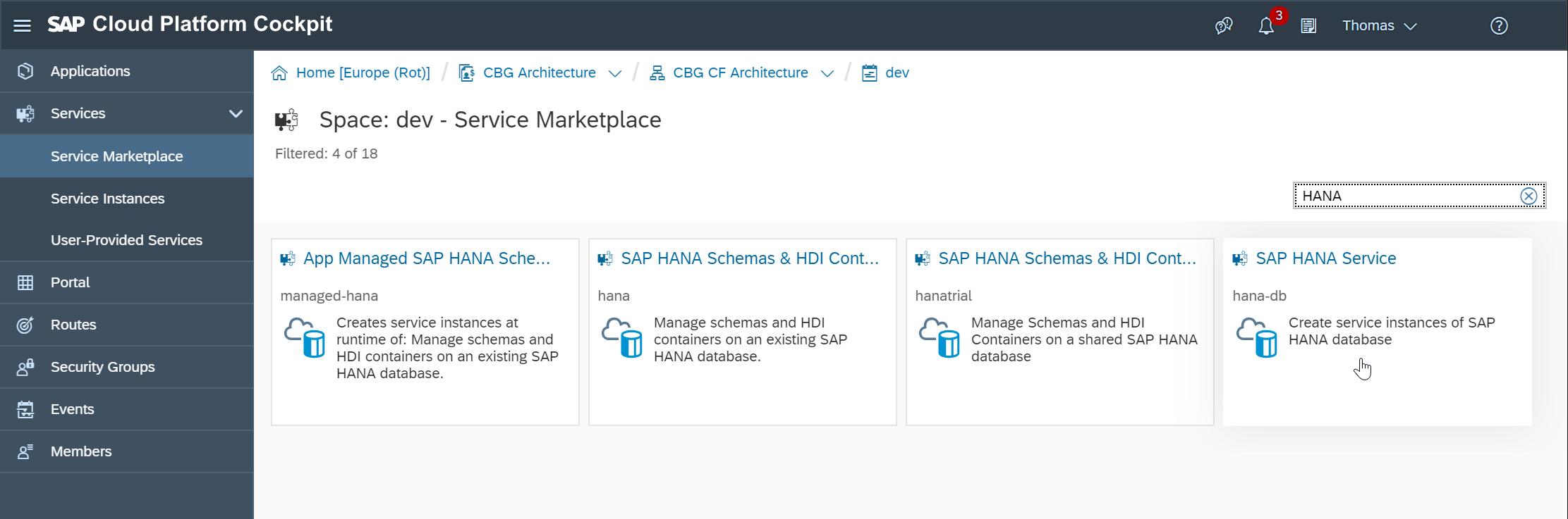 SAP HANA Development from Alternative IDEs | SAP Blogs
