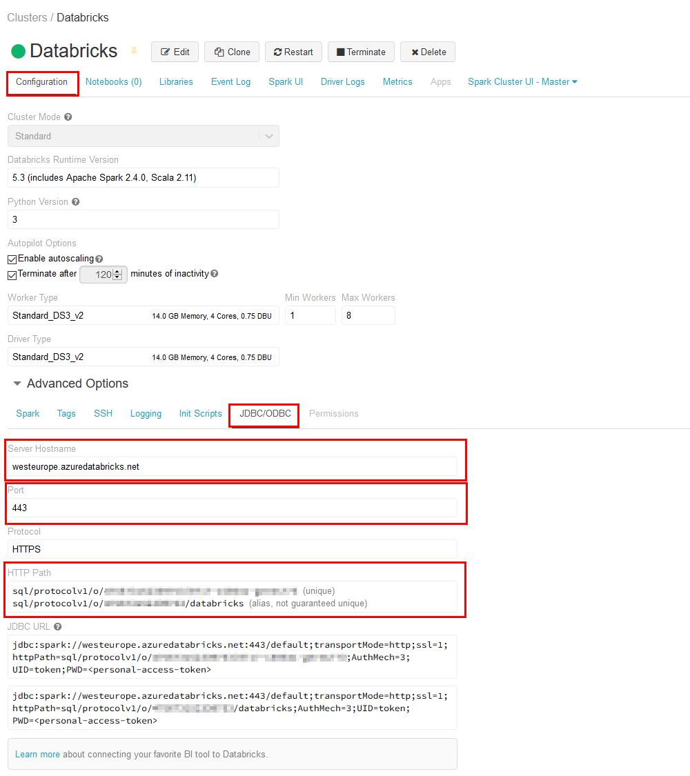 Your SAP on Azure – Part 19 – Expose Azure Databricks to SAP