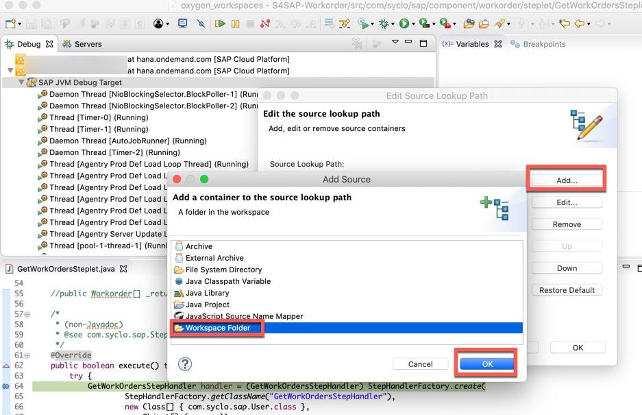 Debug Java Code in Agentry Cloud Edition (ACE)   SAP Blogs