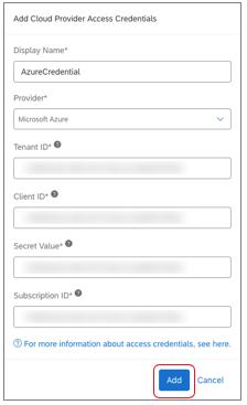 SAP C/4HANA Extensibility – Provisioning Kyma on Azure | SAP