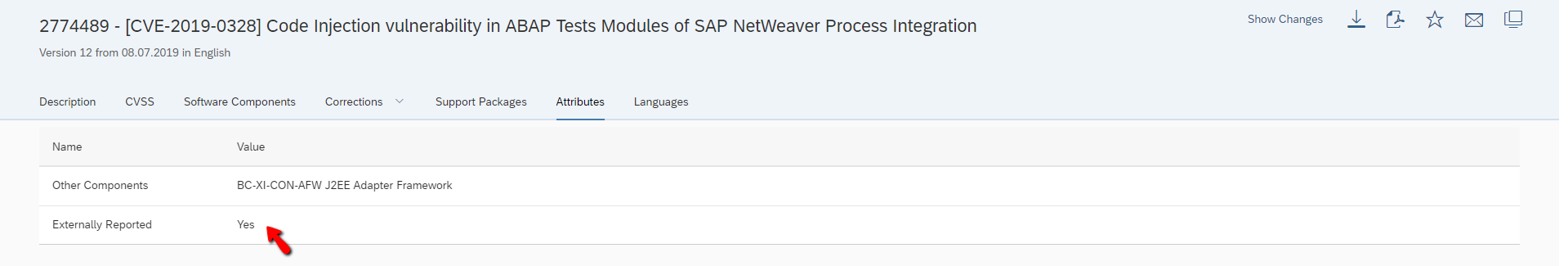 Dissecting SAP Patch Tuesday for July 2019   SAP Blogs