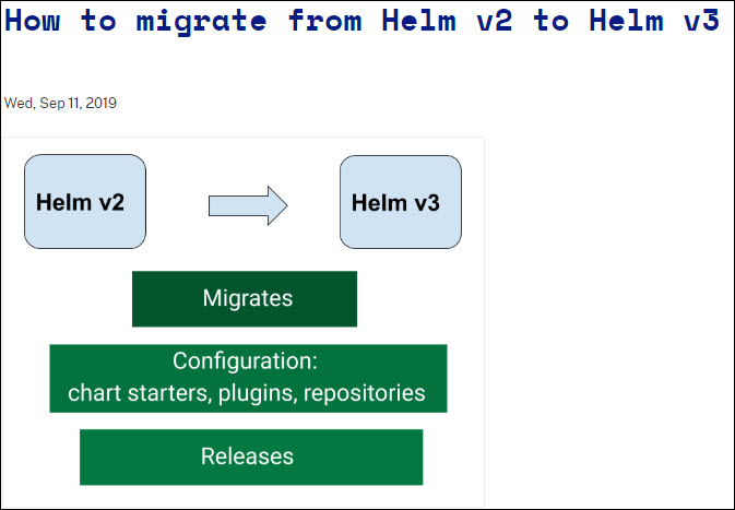 How%20to%20migrate%20from%20Helm%20v2%20to%20Helm%20v3