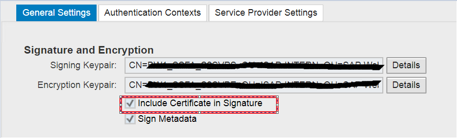 SAML Integration between SAP Netweaver AS ABAP and ADFS
