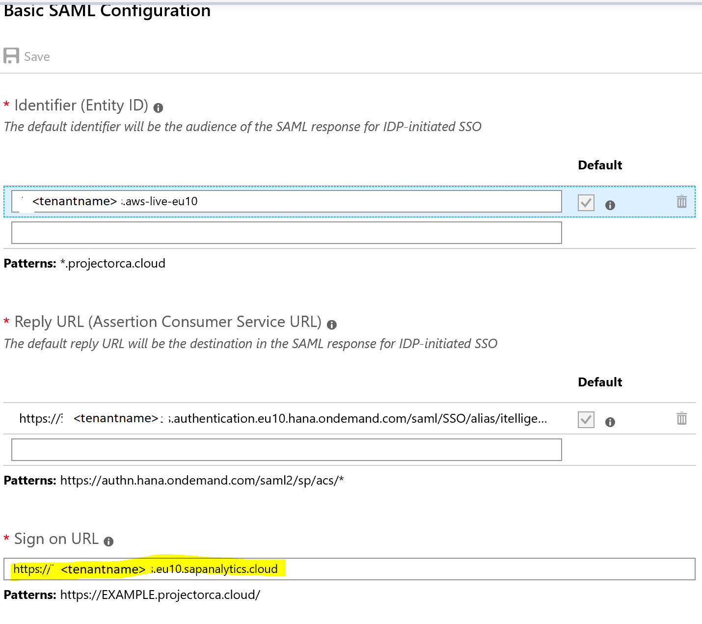 Integrating SAP Analytics Cloud with Azure AD SAML | SAP Blogs