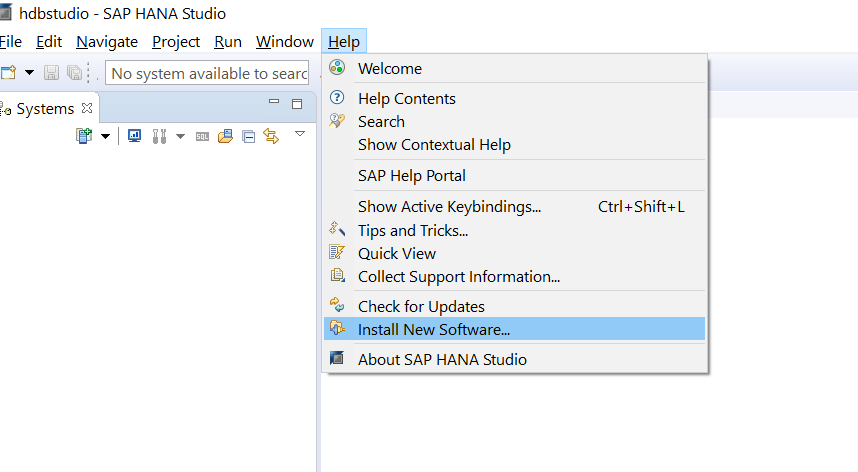 Download and Installation of SAP HANA Studio 2 0 (SP3) with