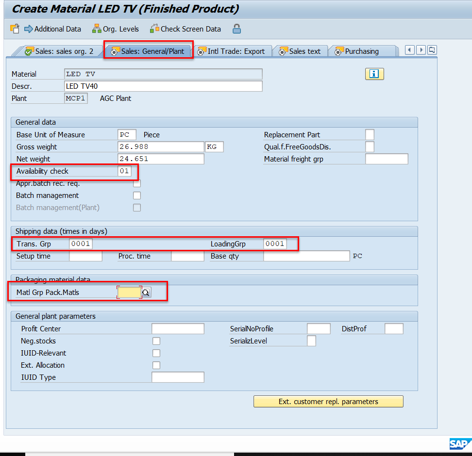 SAP S/4 HANA Material Master   SAP Blogs