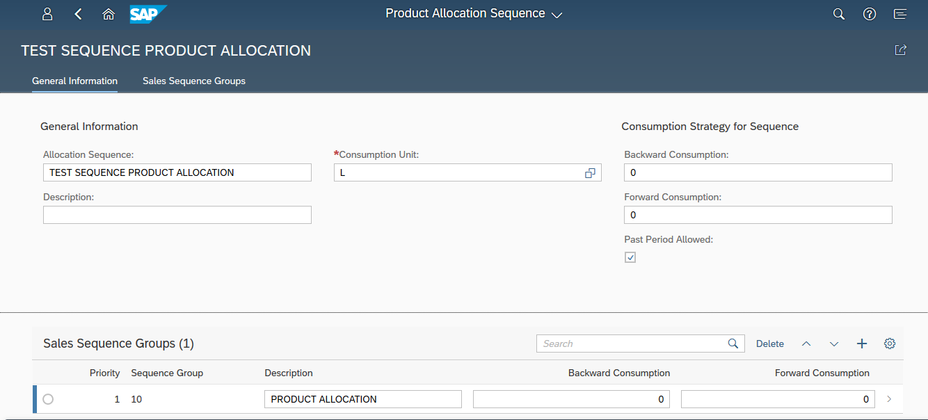 Advanced Available-To-Promise(aATP) with Product Allocation(CA-ATP-PAL) in S/4 HANA 1809