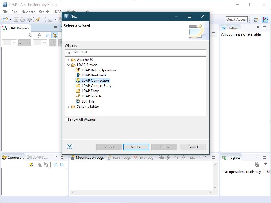 Create an LDAP server in a standalone virtual machine | SAP