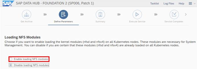 SAP DataHub 2 6 Installation with SLC Bridge | SAP Blogs