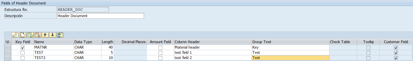 Create A Z Object In Migration Cockpit User Defined Sap