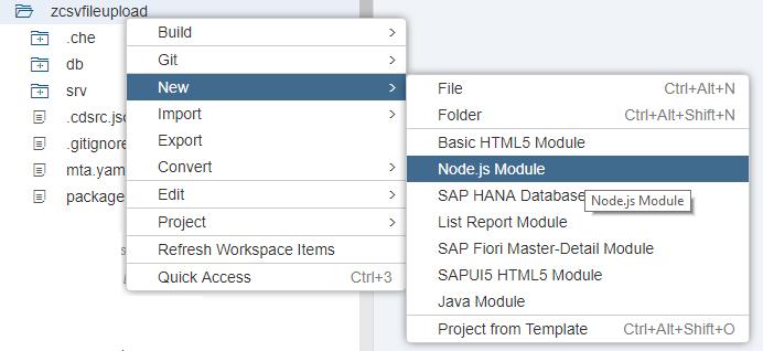 Create CSV File Upload SAPUI5 App with SAP HANA XSA   SAP Blogs