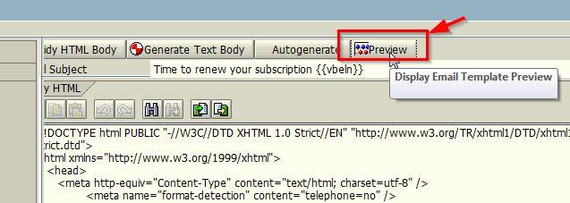 E Mail Templates In S 4 Hana Sap Blogs