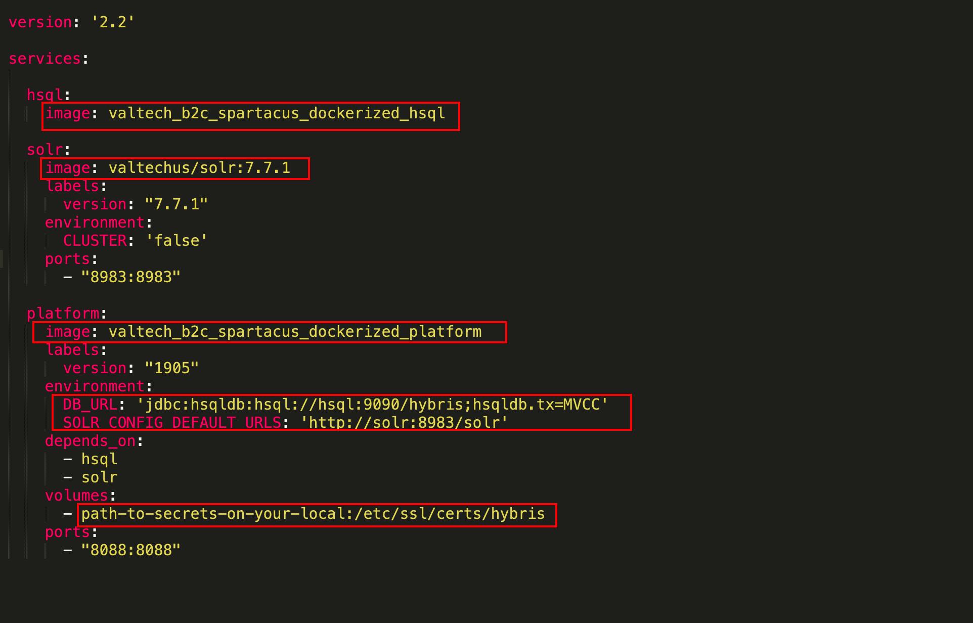 Run SAP Commerce Hybris on Google cloud using Kubernetes Part 20 ...