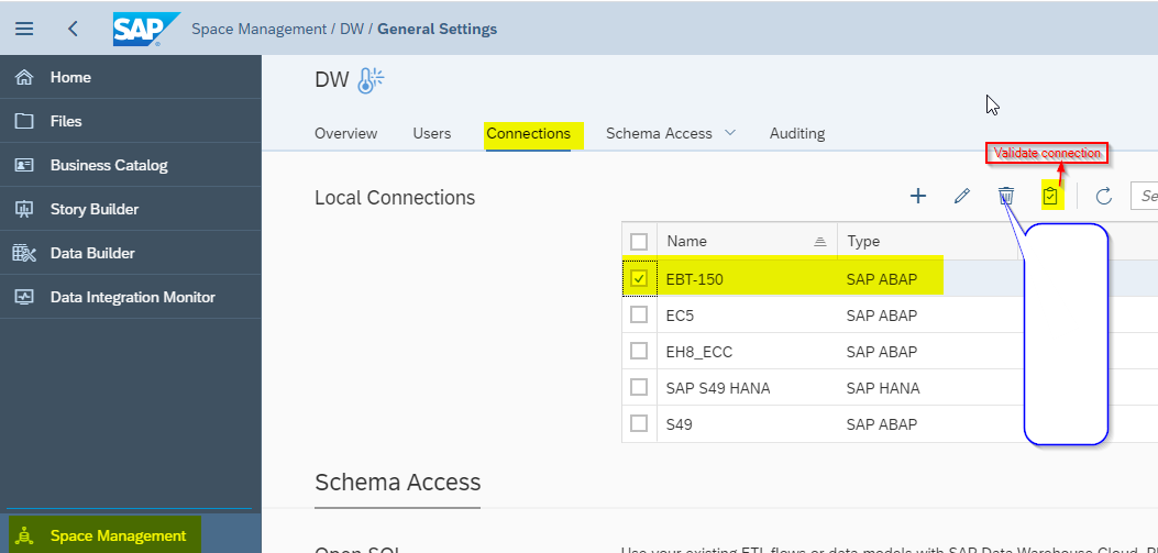 Creation of stories in SAP DWC with ECC extractor as source | SAP ...