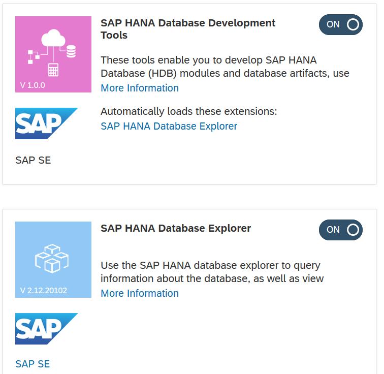 Start Working With Sap Hana Cloud Sap Blogs