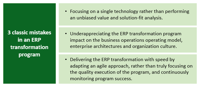 Strategy+: 5 SAP solutions to consider in your S4 transformation business case