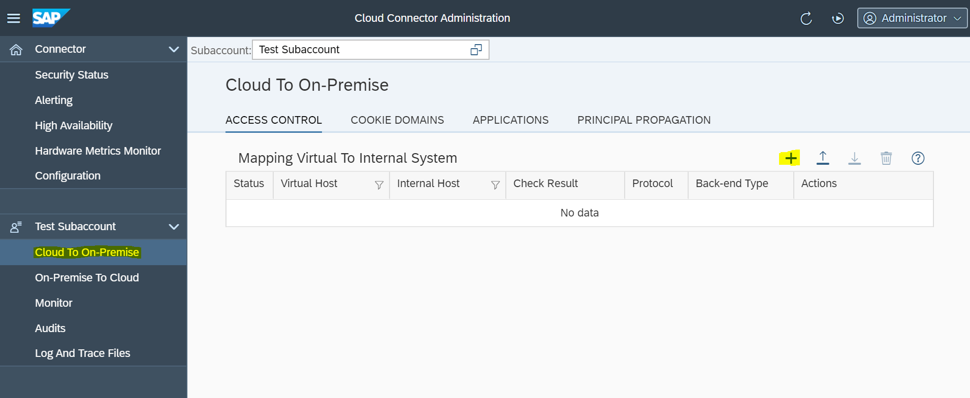 Create%20Cloud%20to%20On-Premise%20instance